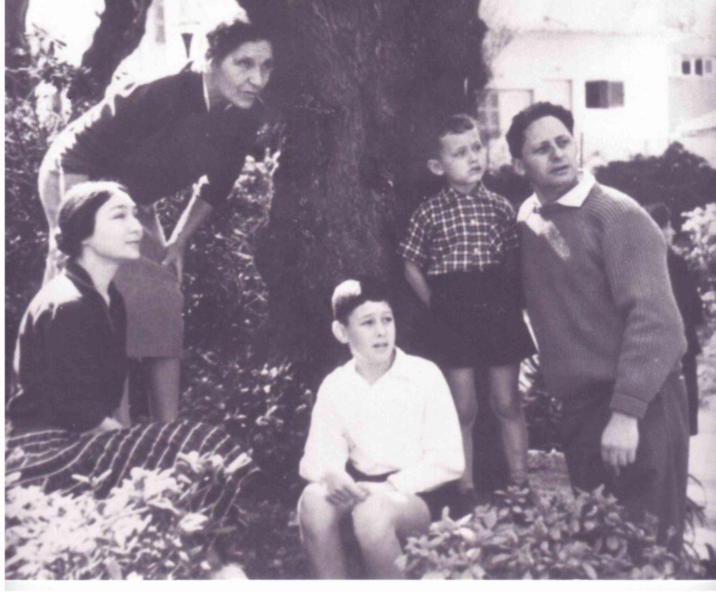 אהרון אידה איל עמוס שנות ה-60